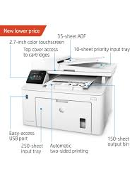 This collection of software includes a complete set of drivers, software, installers, optional software and firmware. Hp Laserjet Pro Mfp M227fdw Wireless Laser All In One Monochrome Printer Office Depot