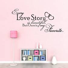 hot wall art every love story is