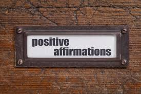 Image result for tidy affirmations pic