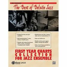 Details About Best Of Belwin Jazz First Year Charts Collection For Jazz Ensemble 00 26913