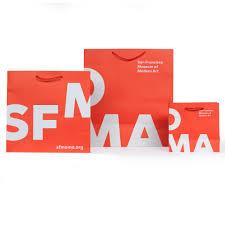 Logo Designer San Francisco San Francisco Museum Of Modern Art Visual Identity Graphis
