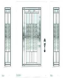 entry door inserts oursecrettacticcom front door stained glass inserts decorating for s