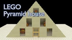 Pyramid Houses Lego House Exhibition 2 Pyramid House Youtube