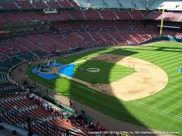 Sikeston Rodeo Seating Chart Busch Stadium View From First Base Pavilion 339 Vivid Seats