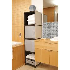 Bathroom Cabinet Tower Bathroom Fantastic Bathroom Linen Tower Corner Towel Storage