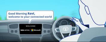 Tata Motors And Microsoft Join Hands To Drive The Future Of