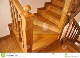 Floor Steps Design Stairs Of Oak In The Modern Style Design Ladder Of Oak