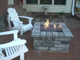 diy outdoor gas fireplace the best of build your own gas fire pit at table new