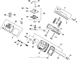 Ch740 3118 toro 25 hp 18 6 kw head valve breather 4 24 302 ⎙ print diagram