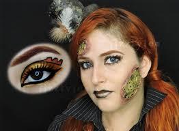 steunk makeup