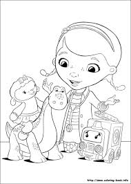 Small Picture Doc McStuffins coloring pages on Coloring Bookinfo