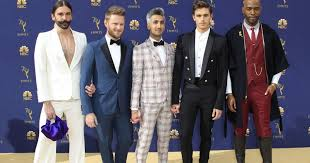 Emmys fashion trends: Men on the red carpet skip traditional ...