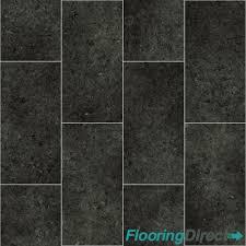 details about 4 5mm thick quality vinyl flooring cushion floor black slate tile non slip lino