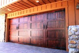 stained garage door modern wood garage doors gel staining a metal garage door