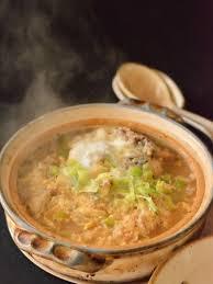寒い日には温かい食べ物はご馳走 「おじや」 – Bawloo Club