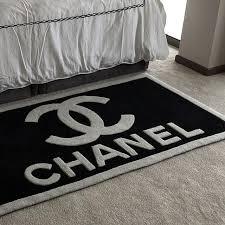chanel rug. chanel rug