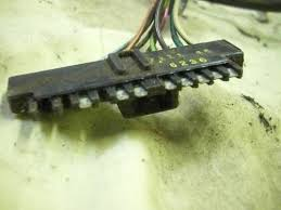 78 81 camaro under driver sill wiring harness taillight image