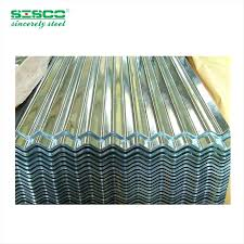 28 gauge steel gauge galvanized corrugated steel