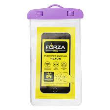 <b>Чехол для</b> телефона водонепроницаемый на шнурке FORZA ...