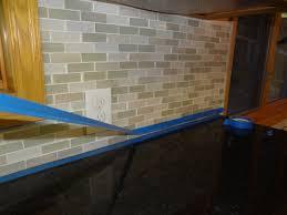 caulking kitchen backsplash. Delighful Caulking Caulking Kitchen Backsplash One Project At A Time DIY Blog How To Caulk  Intended I