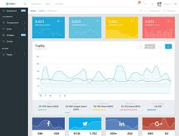 number 3 template 20 best free bootstrap admin templates 2019 athemes
