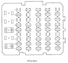 buick fuse box wiring diagrams
