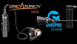 Divepro Lights Dive Light Entries 2019 Underwater Explorers