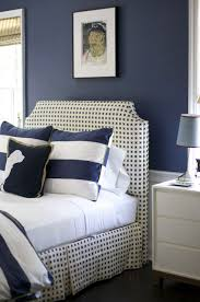 Navy Blue Boy's Bedroom