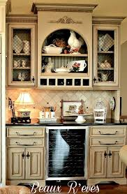 French Kitchen Designs Simple Beaux R'eves Over The Top Decorating French Country Farmhouse