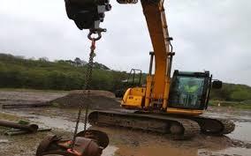 Excavator Sizes Chart Excavator Lifting Capacity Chart
