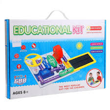 science circuit smart electronic blocks kit for kids diy educational science kit toy bett com