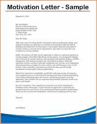 Resume Letter Of Motivation Motivational Letter For Cv Motivation Letter 04