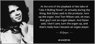 Ronnie Van Zant Quotes Simple TOP 48 QUOTES BY AL KOOPER AZ Quotes