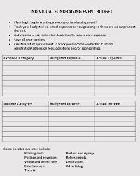 Event Budget Sample Free Event Budget And Cost Planning Templates Excel Worksheets
