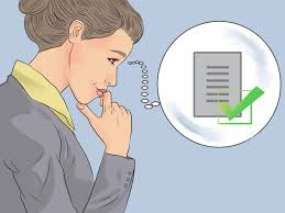 how to succeed at psychometric tests steps pictures answer an interview question on your previous job experience