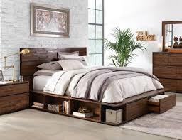 Brisbane Queen Storage Bed - Art Van Furniture   furniture   King ...