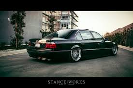 Saying Our Farewells – The StanceWorks Project 2000 E38 BMW 740iL ...