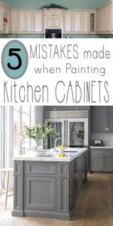 white painted kitchen cabinets. LEARN 5 Mistakes Made When Painting Kitchen Cabinets, So Your Makeover Project Is Professional Looking White Painted Cabinets ,