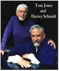 「1960 Tom Jones and Harvey Schmidt」の画像検索結果