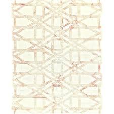 blush area rug hand hooked wool large plush
