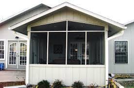 Image of: Photos of Screen Porch Designs