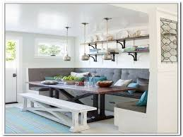 Kitchen  Kitchen Bench Seating Table With Benchu201a Corner Banquette Kitchen Bench Seating
