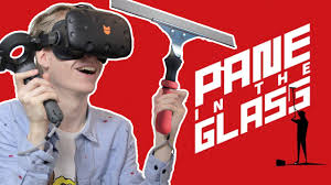 vr window cleaning simulator pane in the glass htc vive gameplay you