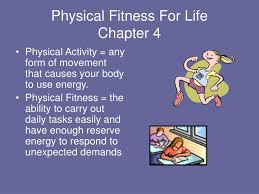 Ppt Physical Fitness For Life Chapter 4 Powerpoint Presentation