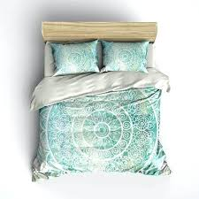 duvet covers green and cream duvet covers greenville sc mandala duvet cover mint green bedding by