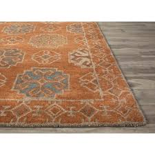 burnt orange area rug large rugs solid with in it 8Ã 10 residenciarusc for