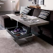 coffee table dinner table round wood coffee table with glass top white glass coffee table set