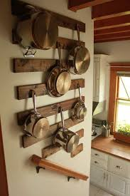 Hanging Kitchen Pot Rack Clever Ideas To Place Hanging Kitchen Pot Rack Vintage Valance And