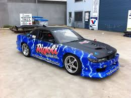 Nissan Silvia Drift Race Car Monster For Sale