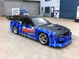 Nissan Silvia Drift Race Car Monster For Sale